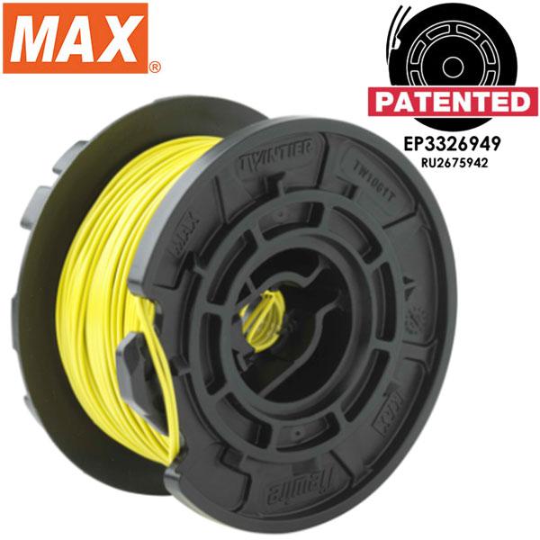 max Arame de amarração revestido de plástico para para série Twintier TW1061T-PC